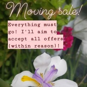 Other - Moving Sale! Make me an offer!